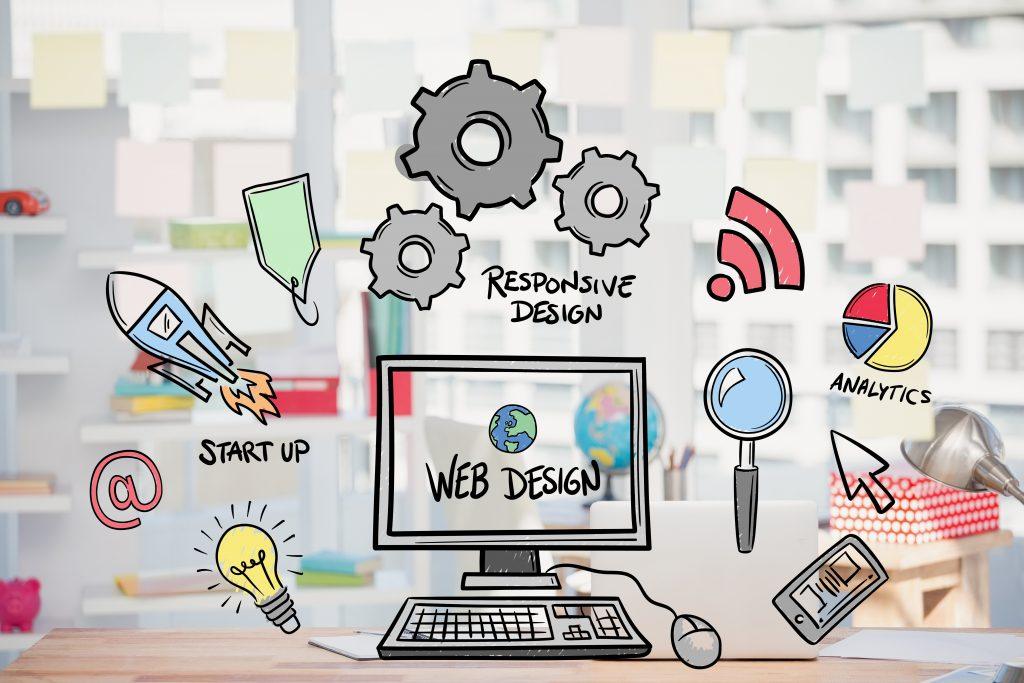 Thiết kế website mang lại nhiều lợi ích cho doanh nghiệp, giúp hỗ trợ định hình thương hiệu.