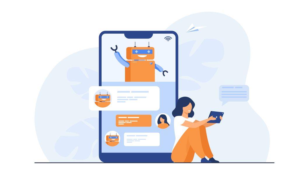 Tích hợp chatbot khi thiết kế website bán hàng sẽ giúp việc chăm sóc và hỗ trợ khách hàng dễ dàng hơn, cải thiện trải nghiệm người dùng và tạo uy tín cho doanh nghiệp.