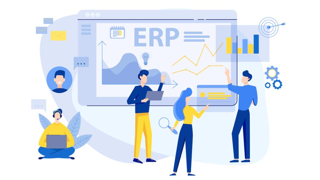 Để chọn được phần mềm phù hợp, doanh nghiệp nên tham khảo top phần mềm ERP hữu ích nhất trên thị trường hiện nay.